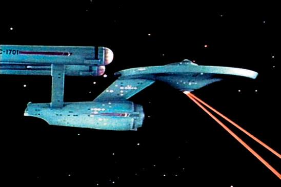 Sendungsbild: Raumschiff Enterprise