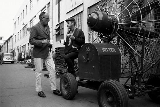 Sendungsbild: Steve McQueen: The Lost Movie